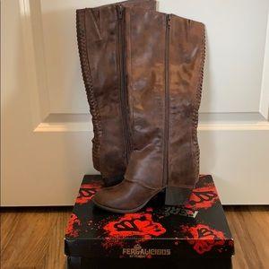 Fergalicious Lundry Boots